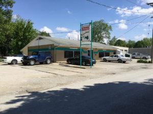 Keen's Laundromat - Olney, IL