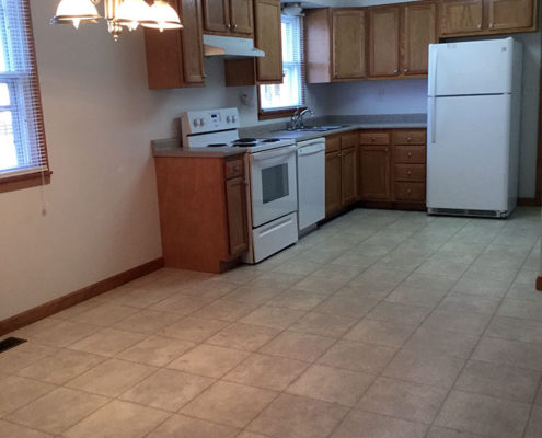 314 E. Harmon St. Rental - Olney, IL